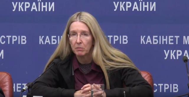Вместо системы здравоохранения в Украине существует система охраны взяток, - Супрун - Цензор.НЕТ 1534