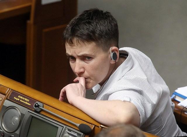 Боевики отвергли план Савченко по обмену пленными: только «527 на 42»