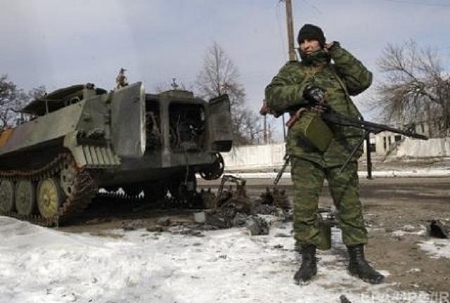 Оккупанты втягивают мирных жителей Горловки в провокации против сил АТО