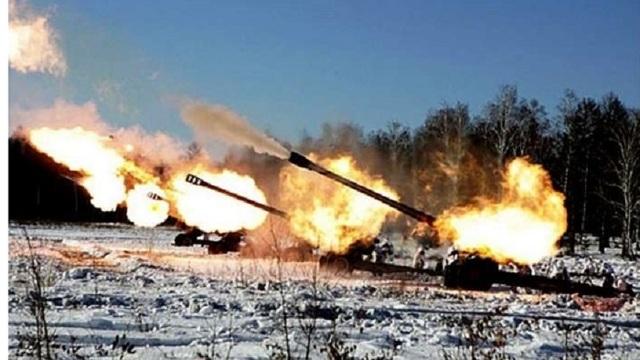 На Донбассе отбито нападение в районе Тарамчука. Бойцы АТО понесли потери