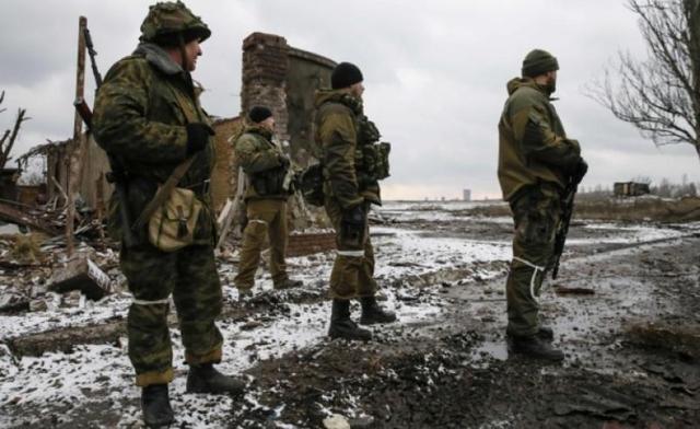 На Донбассе пророссийские боевики атаковали украинские позиции 49 раз