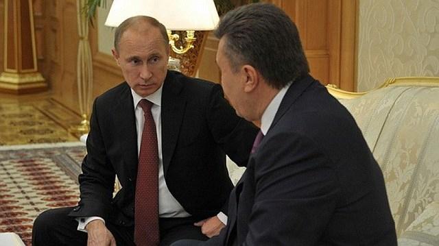 В опубликованном компромате на Трампа упоминается о тайной встрече Путина и Януковича