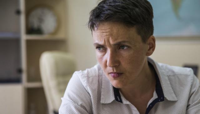 Савченко подправила свои списки пленных