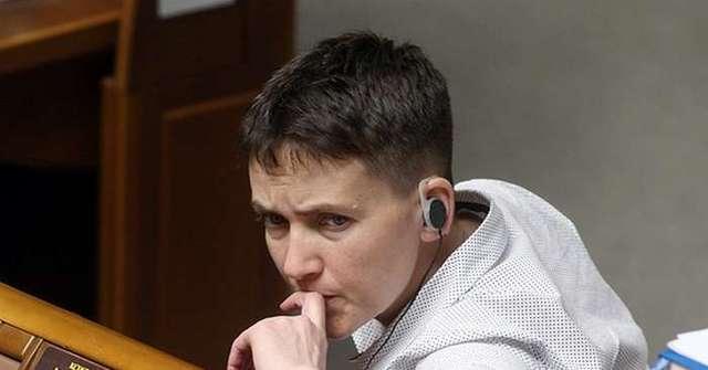 Деятельность Савченко рассмотрит комитет по нацбезопасности