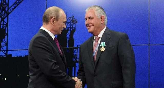 Путин мог отдавать приказы вмешиваться в выборы в США - Тиллерсон