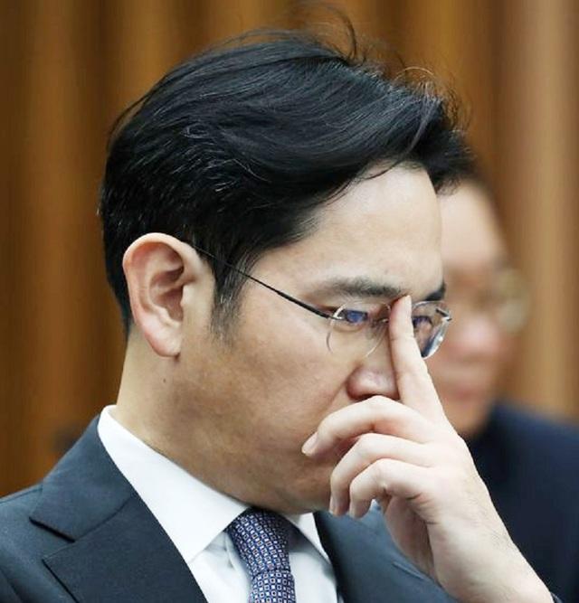 Мажор №1 империи Samsung сядет за взятку