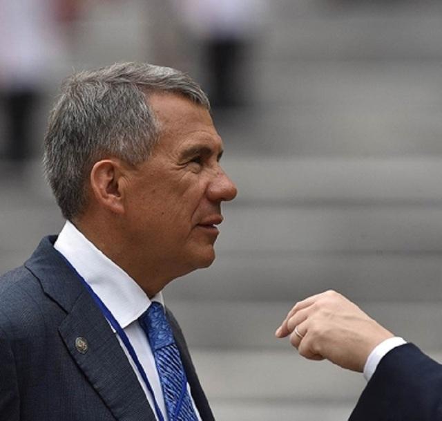 Выводок активов банкира Минниханова