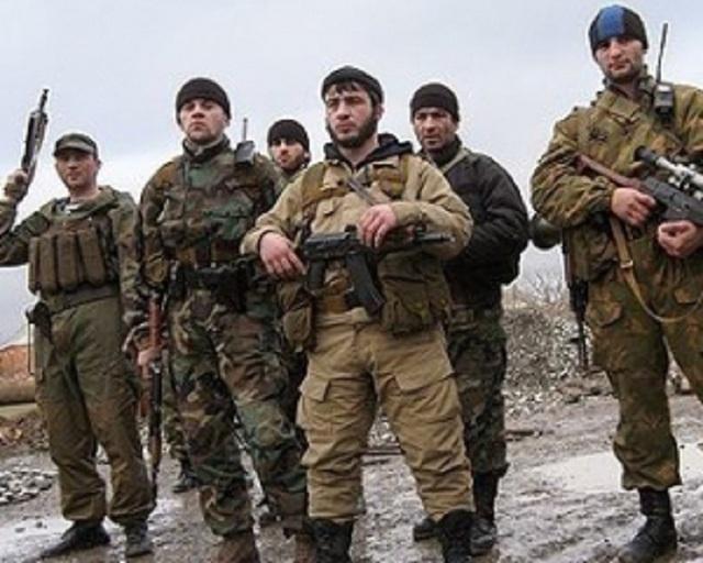 На Донбасс для усмирения боевиков привезли кадыровцев, – СБУ