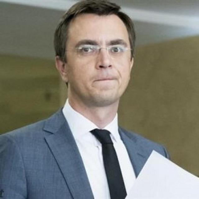 Омелян возмутился зарплатами руководства АМПУ, которые сам же и утвердил