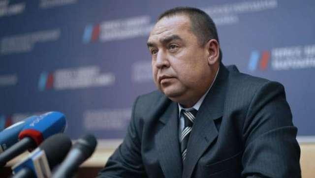 Плотницкий предложил Украине уголь в обмен на воду