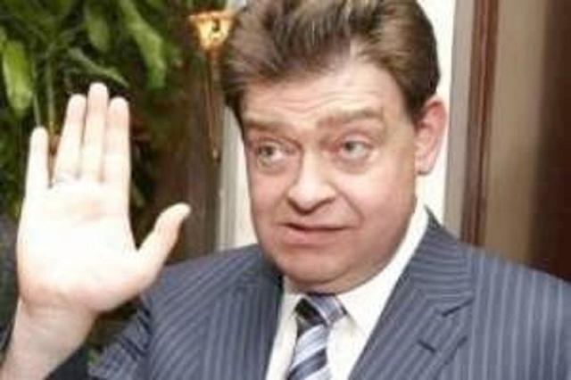 Вадим Варшавский выбрал «для битья» Игоря Зюзина