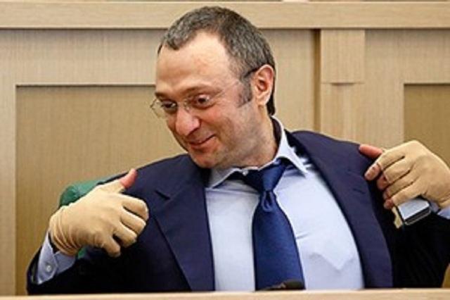 Кого «кинет» Керимов?