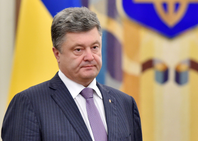 Порошенко российский агент, которого внедрили в Майдан