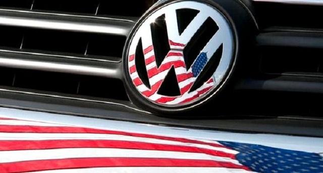 Volkswagen признает себя виновной в участии в заговоре по обману клиентов в США