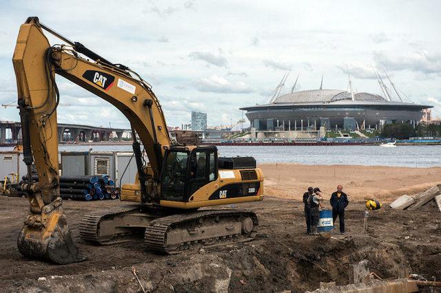 Сколько стоит самый дорогой стадион России