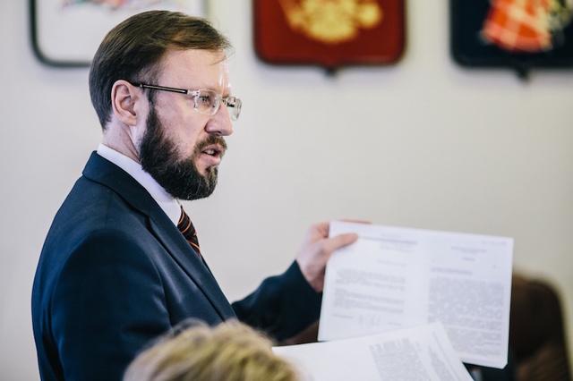 «У сильного всегда бессильный виноват»: обвиняемый в коррупции экс-зампред Ивановской гордумы зачитал в суде басню