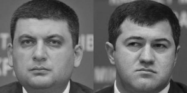 «Самка богомола» разгневала Гройсмана и Насирова