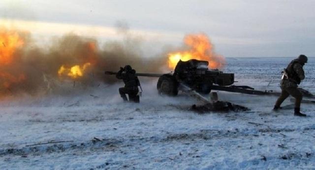 Террористы усилили напор на Донбассе и наступают по всей линии фронта