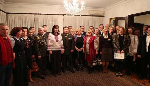 Степан Полторак посетил Посольство Украины в Португалии