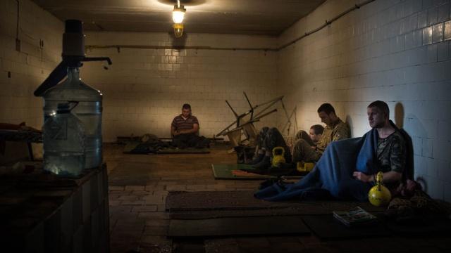 Родные выкупили бойца из плена террористов за 15 тысяч долларов