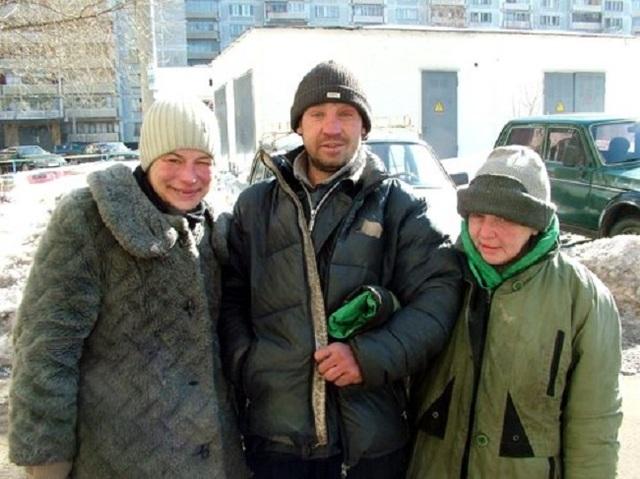 В Украине хотят ввести регистрацию бомжей