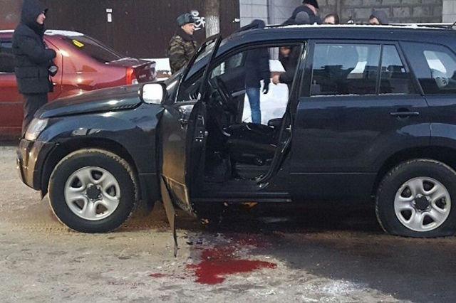 В Рязани подорвали автомобиль знакомой «Айрапета» и других «братков»