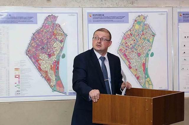 Главный архитектор Воронежа стал фигурантом дела о взятке в 500 тыс. рублей