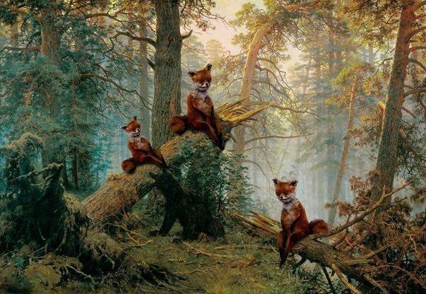 В Беларуси картину Шишкина хотели продать за три килограмма кокаина