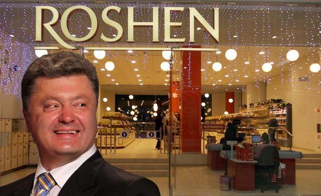 Порошенко строит две новые кондитерские фабрики в России