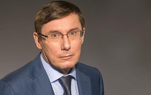 Луценко заявил, что полиция ограбила дом в Княжичах после грабителей