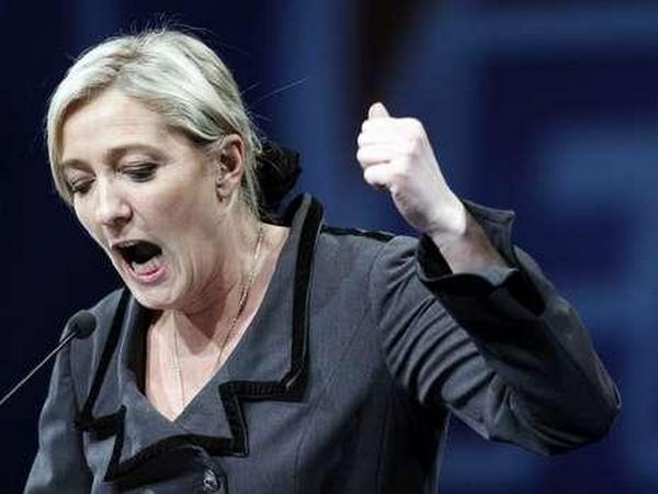 Подружка Путина Марин Ле Пен попалась на мошенничестве с деньгами Европарламента