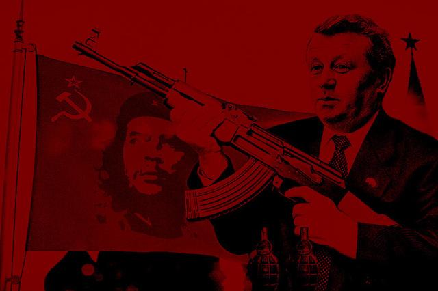 Сейф, гранаты, два ствола. Бывший мэр Ельца и тень Че Гевары