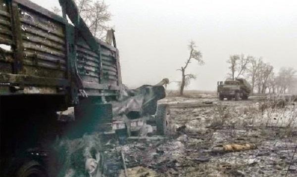 Бои за Авдеевку: двойной штурм боевиков и серьёзные потери военных