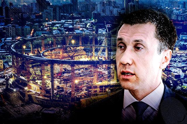 Скандал со взятками при строительстве стадиона «Екатеринбург Арена» пытаются замять?