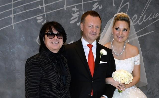 юдашкин в сочи с женой фото