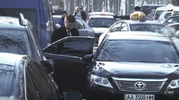 Обнародовано расследование по впечатляющему автопарку украинских судей