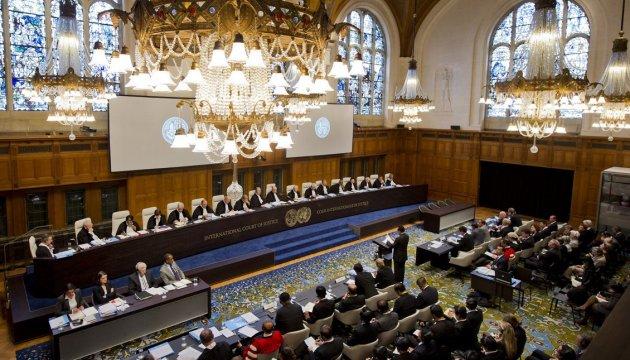 Украина передаст Гаагскому суду всю непубличную переписку с Кремлем