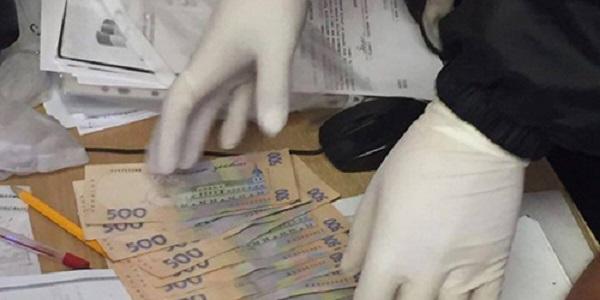 В НАБУ сообщили о задержании сотрудников СБУ