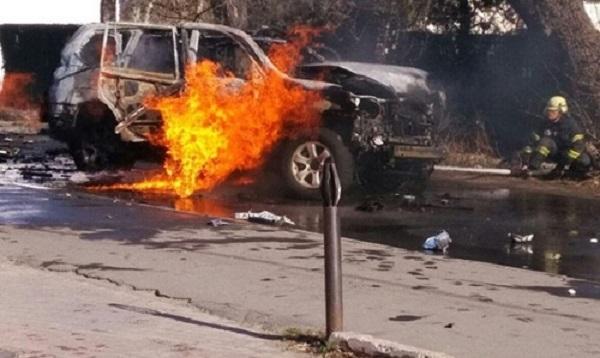 Очевидец убийства полковника СБУ в Мариуполе обнародовал подробности