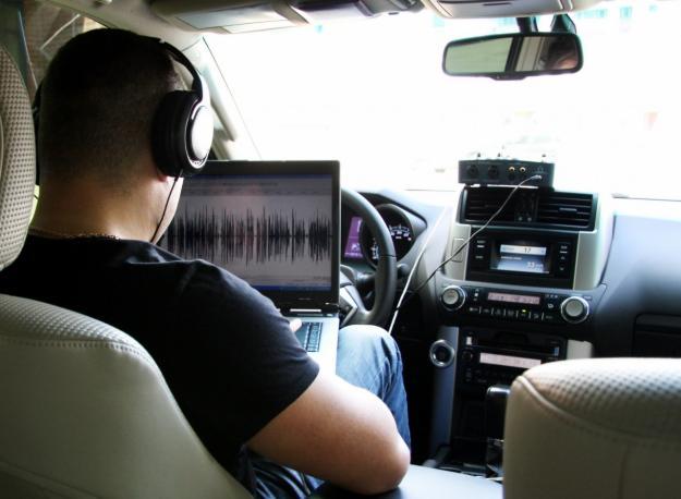 В машине военного прокурора выявили прослушку