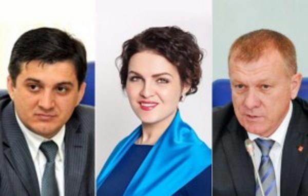 Депутат Кувычко рассталась с Хериановым и живет с лидером волгоградской ЕР Горняковым
