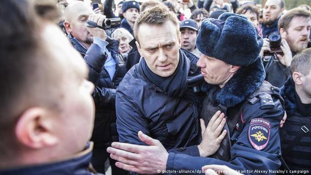 Из Навального пытаются сделать Гитлера, а получается Ельцин