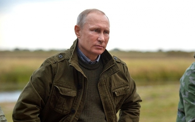 Московский дом Путина превращается в руины