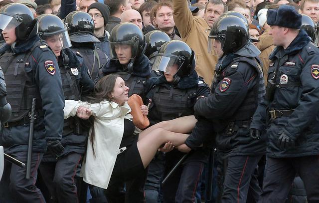 Опасная ментовская Россия. Что надо знать планирующим поездку