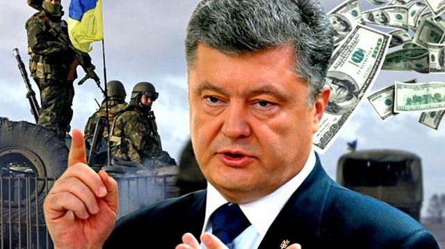 Онищенко про Порошенко: «У него какая-то тактика – у всех все отобрать, чтобы деньги были только у него»