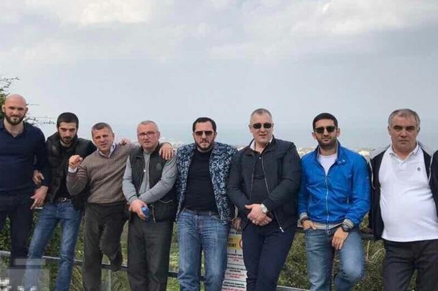 Сочинского бандита Рубена Татуляна арестовали в Чехии