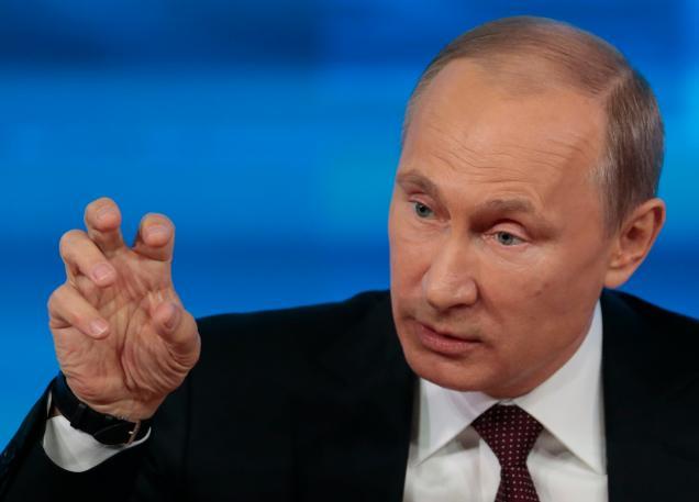 Путин заявил о готовности передать США запись разговора Лаврова с Трампом