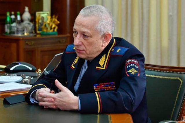 Помогавший Захарченко получать взятки генерал Лаушкин уволен из Росгвардии