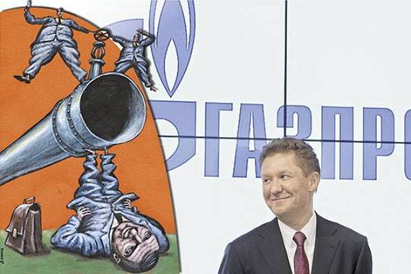 Как «Газпром» зря тра 10F8 тит время и деньги