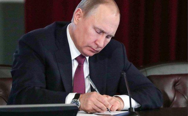 Путин уволил нескольких глав региональных управлений СК, МВД и ФСИН